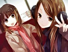 anime+bff | Best Friends Anime Best friends icon by helena-10