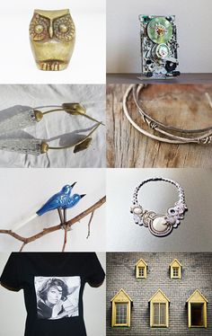 She's Not There by Elise B. on Etsy--Pinned with TreasuryPin.com