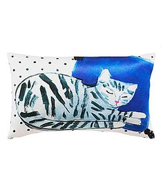kate spade new york 12x20 Cat Nap Oblong Pillow #Dillards