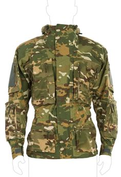 UF PRO® Striker SloCam Combat Jacket As close to a woodland multicam as you can get until Crye makes it. Much better looking for temperate use than the tropic pattern .  I'd totaly use this as a summer pattern .