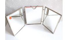 Les 25 meilleures id es de la cat gorie miroir triptyque sur pinterest for Immense miroir