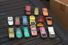Matchbox / Lesney, Mainly Vintage Toy Cars - http://www.matchbox-lesney.com/52116