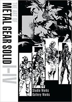 Booktopia has The Art Of Metal Gear Solid I-Iv by Yoji Shinkawa. Buy a discounted Hardcover of The Art Of Metal Gear Solid I-Iv online from Australia's leading online bookstore. Metal Gear Solid, Ashley Wood, Dark Souls, Art Book Pdf, Japanese Handwriting, Gear Art, Horse Books, God Of War, Dark Horse