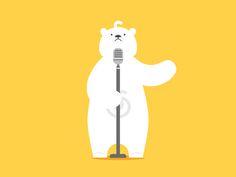 Polar Bear Band (by Island岛) (adsbygoogle =...