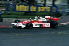 Jochen Mass (Marlboro Team McLaren), McLaren M23 - Ford-Cosworth DFV 3.0 V8, 1976 Monaco Grand Prix, Circuit de Monaco