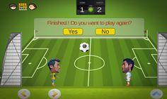 Eğlenceli futbol oyunlarından topçu kafalar sitemizde sizleri bekliyor. Hemen takımını seç ve oyna http://www.kafatopuoyunu.com/topcu-kafalar