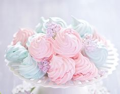 [Food] Meringues | via Tumblr on We Heart It - http://weheartit.com/entry/90431525