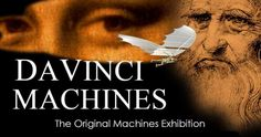 Interactive display of the works of DaVinci...looks SO cool!