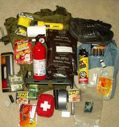 Interesting article about creating your own zombie Survival Kit
