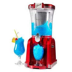 Frozen Drink Machine Slush Maker Margarita Cold Beverage Smoothie NEW Machine Slush, Frozen Drink Machine, Specialty Appliances, Small Appliances, Kitchen Appliances, Slushies, Slushy Maker, Bebidas Do Starbucks, Ice Cream Freeze