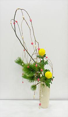 beau temps-生け花