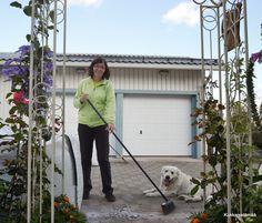 Kukkaiselämää - My flowering life : Syyssiivouksen aika! Dogs, Animals, Life, Animales, Animaux, Doggies, Animais, Dog, Animal