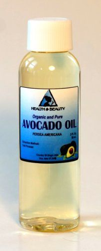 Avocado Oil Organic Carrier Cold Pressed 100 Pure 2 oz * This is an Amazon Affiliate link. You can find more details by visiting the image link.