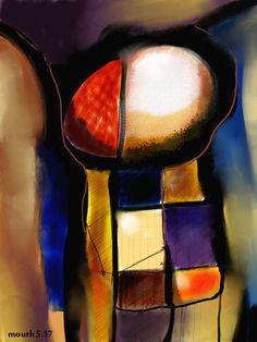 Digital Art - Abstract art - 5400 x 7200 px - 5/17