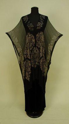 1920's tunic.
