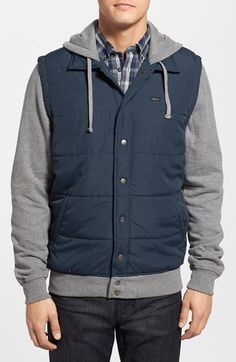 Puffer Fleece Jacket