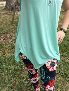 Have you heard of abby + anna boutique? We offer comfortable clothing at affordable prices! OS leggings are only $15 and Plus are $17!