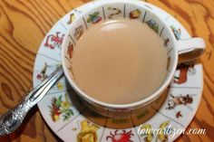 Low Carb Coffee Creamer Recipe - Low Carb Zen / #lowcarb shared on https://facebook.com/lowcarbzen