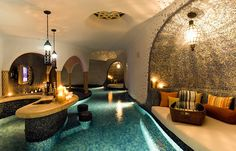 This would be part of my lazy river in my dream home.