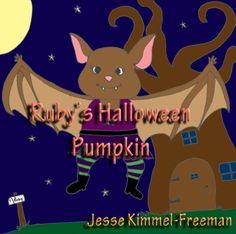 Ruby's Halloween Pumpkin (Kindle Edition)