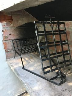 Fire Cooking, Outdoor Cooking, Parilla Grill, Parrilla Exterior, Outdoor Wood Burning Fireplace, Diy Smoker, Outdoor Barbeque, Outdoor Kitchen Patio, Wood Fired Oven