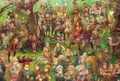 Fire Emblem Awakning and Fates combined! Epic!