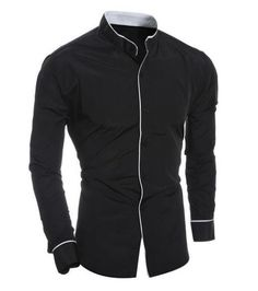 Tuexdo Shirt with Long Sleeve