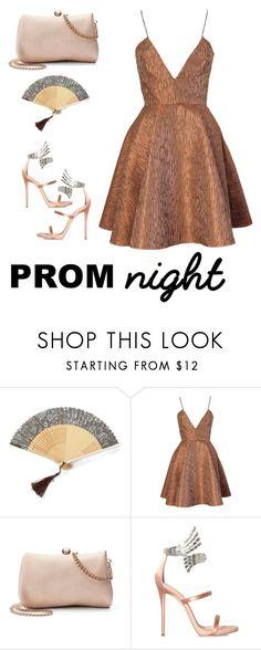 """The Perfect Prom Night"" by bonolon on Polyvore featuring Joana Almagro, LC Lauren Conrad, Giuseppe Zanotti and PROMNIGHT"