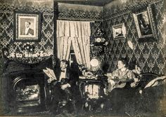 How did everyday life of people in their houses in Victorian and Edwardian eras look like? Just check out these amazing photos to see. ...
