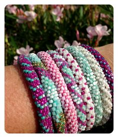 Just hand picked 750 new Lily and Laura bracelets for Vintage Charm!