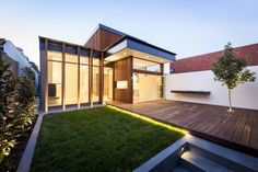 Armadale House 2, un ejemplo de simpleza y belleza con interiores minimalistas | Mundo Fachadas