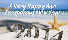 TheDesignBlitz Wishes You All A Very Happy New Year 2014
