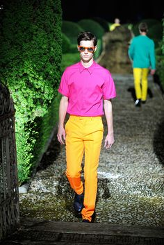 My fave spring Jil Sander Collection by Raf Simons. SS2011