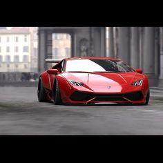 #Liberty #Walk's #Lamborghini #Huracan, #MALVADO