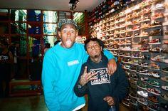 Lil wayne & Tyler, the Creator.