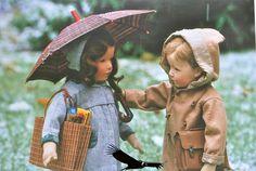 Коллекционные куклы Kathe Kruse dolls (Кэти Крузе)