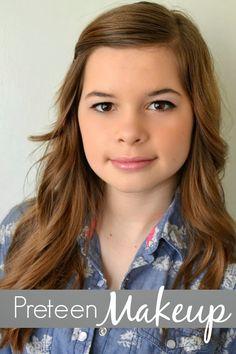 The Prettibloom Blog: Preteen Makeup Tutorial and skincare