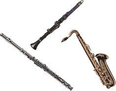 Week 19: How Woodwind Instruments Work