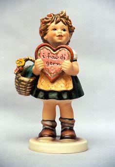 Valentine Gift Hummel Figurine 387