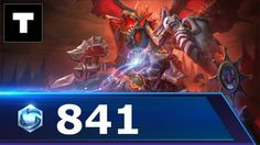 Heroes of the Storm 841 Stitches - Dragon shire!