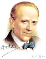 A.A. Milne biography information