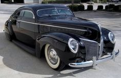 mayor's mercury coupe