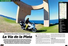Press Report of the route puublished by solomoto magazine http://bit.ly/15FKrVr