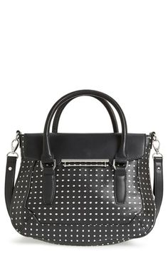 Danielle Nicole 'Mini Peyton' Satchel available at #Nordstrom