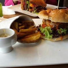 Scrumptious Burgers!