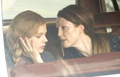 """Penny says, """"When Carrie begins to pull away from Margaret (Julianne Moore), Margaret is terrified that she won't be able to protect her daughter any more, but she also fears for the day Carrie will leave home and she find herself alone."""""""