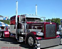 Awesome! Peterbilt 389