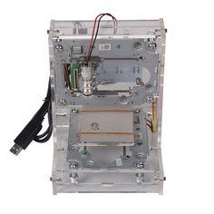 200-250mW DIY красный лазер гравировальный станок Kit с ЧПУ Лазерный принтер Продается на Banggood.com