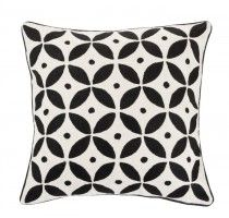 Crown #linenandmoore #cushion #winter Outdoor lounge goes with tiles