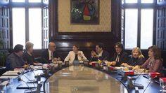 La Mesa del Parlament da luz verde a la reforma exprés del reglamento para la ruptura con España